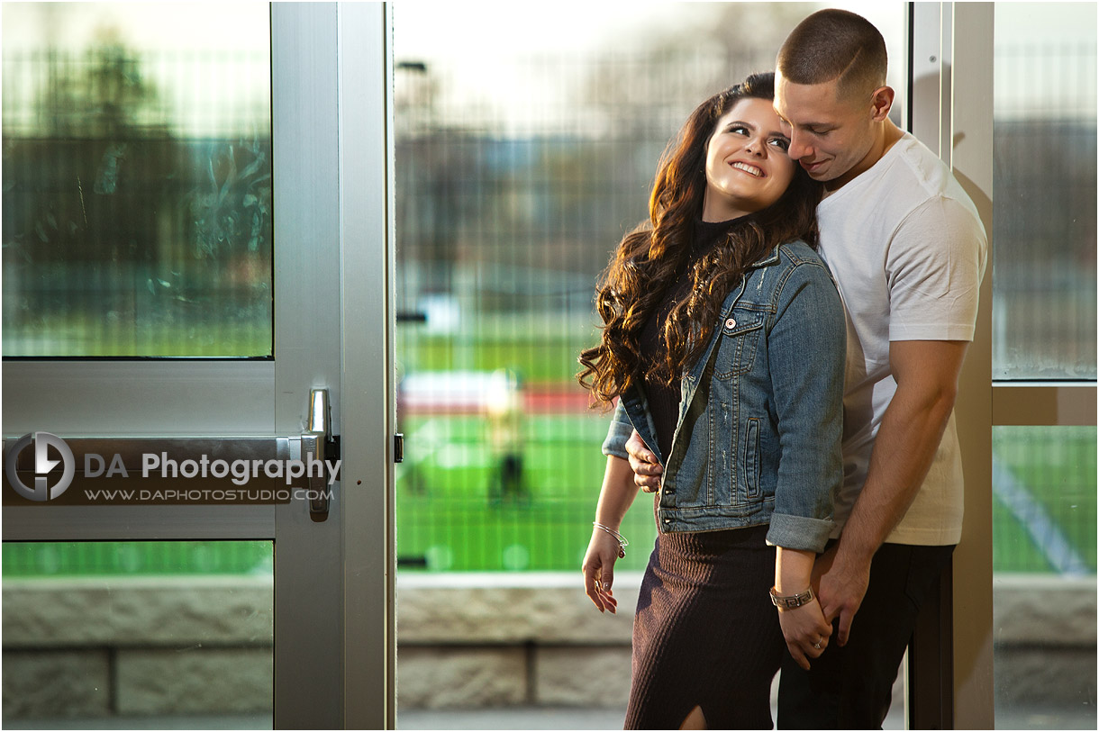 Photographers for High school engagement in Hamilton