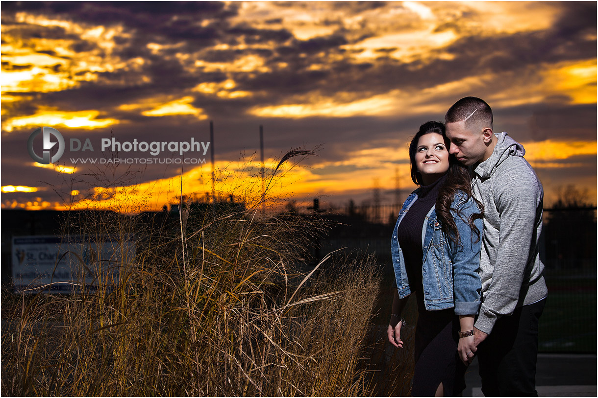 Best High school engagement Photography in Hamilton