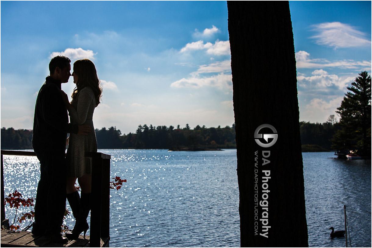 Muskoka Engagement Photos