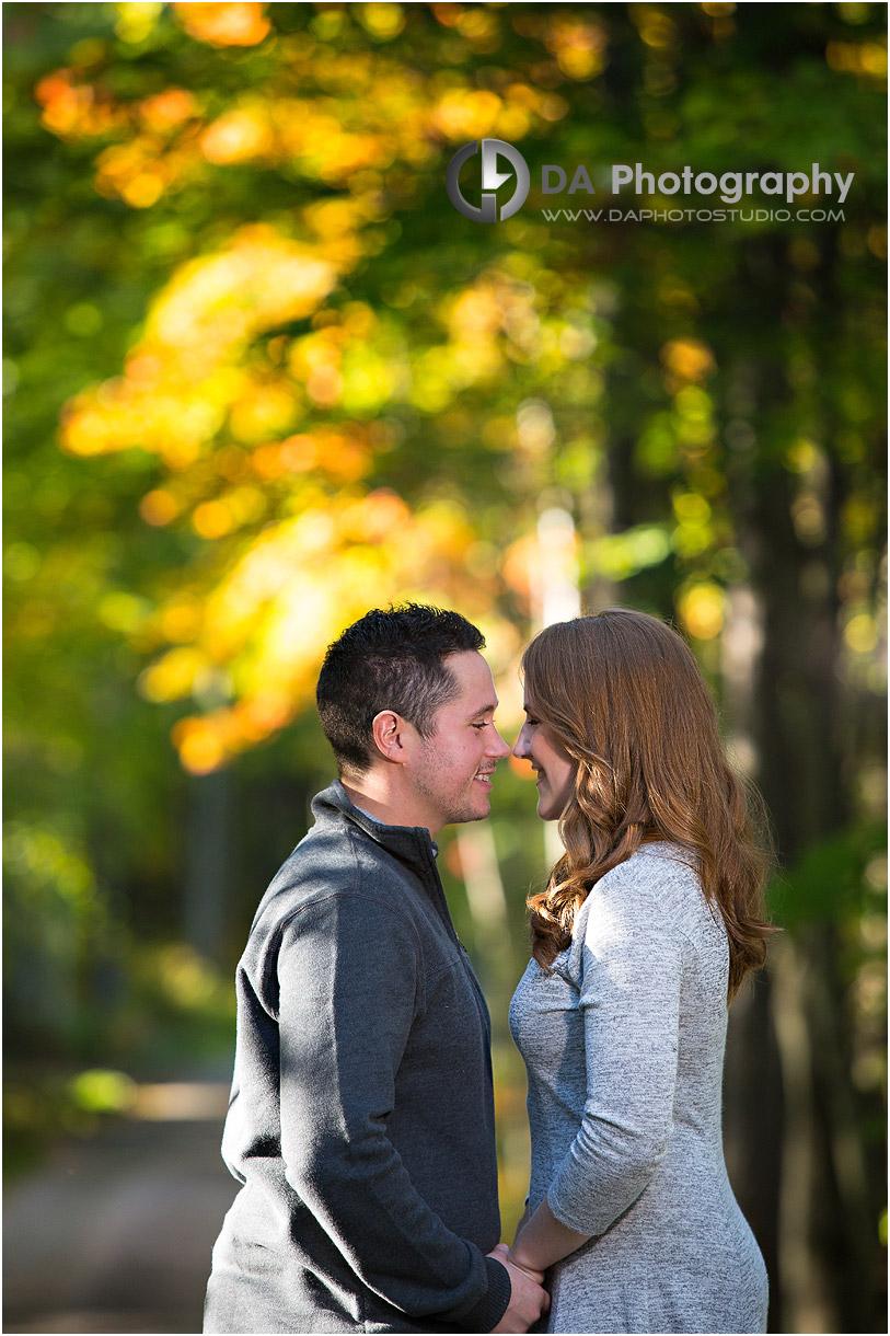Best Fall Engagement Photographer