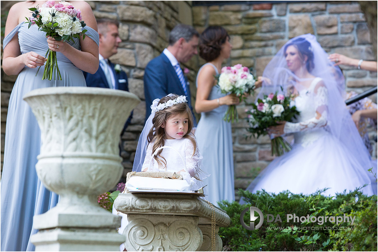 Toronto Garden Wedding