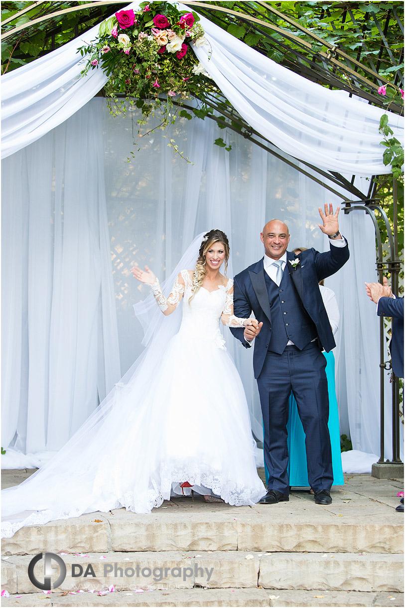 Toronto Outdoor Weddings