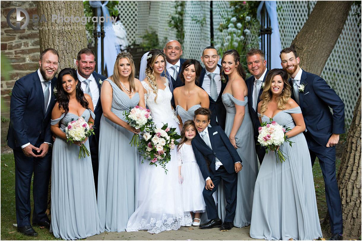 Outdoor Weddings in Toronto