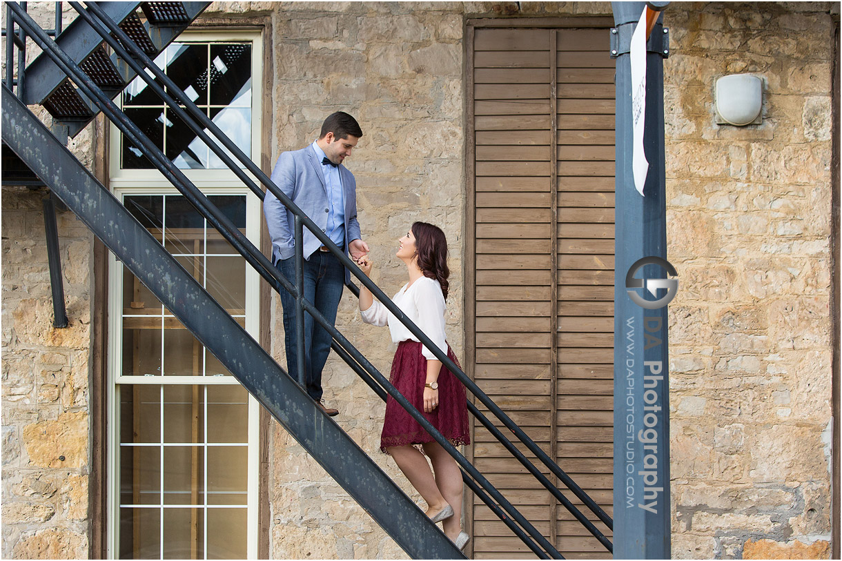 Southworks Mall Engagement Photographers