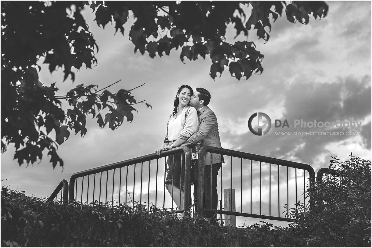 Best fall Engagement photos in Cambridge