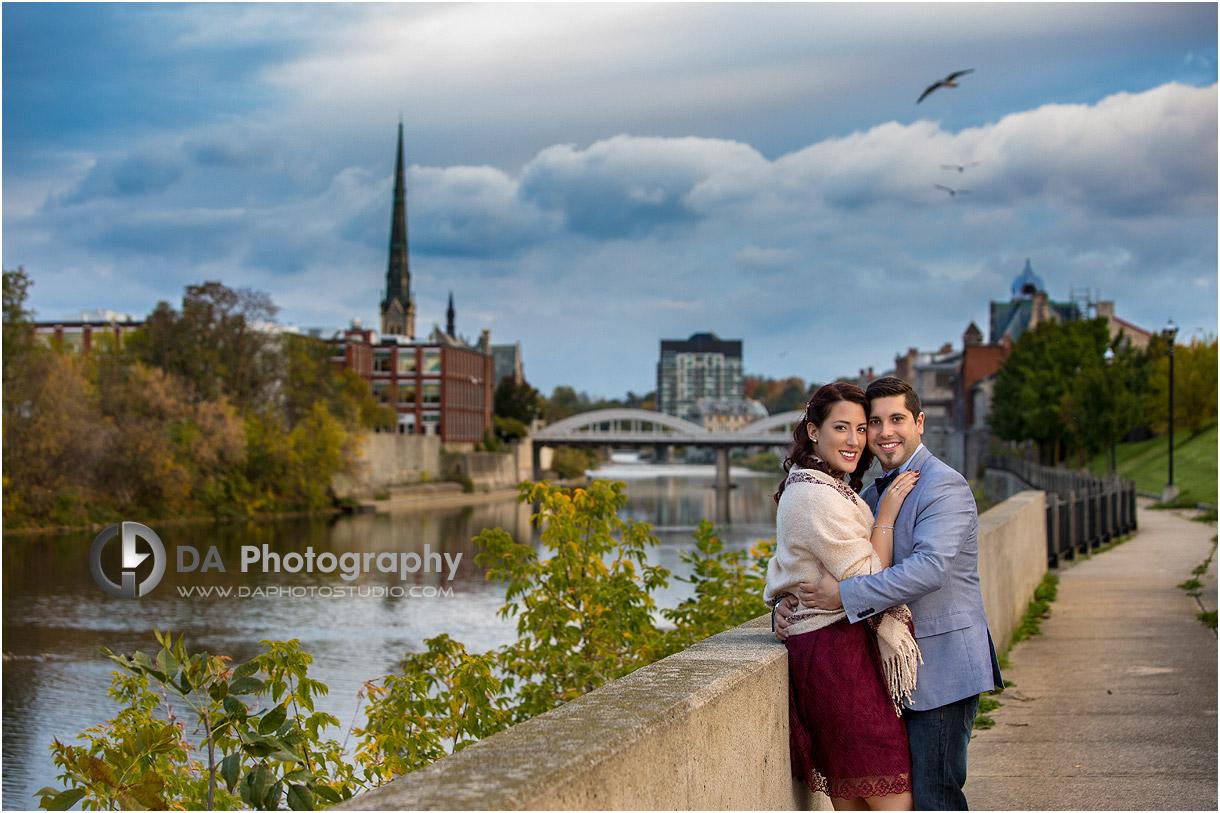 Best Engagement Photo Location in Cambridge