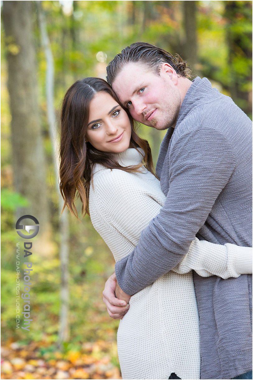 Mount Hope Engagement Picture