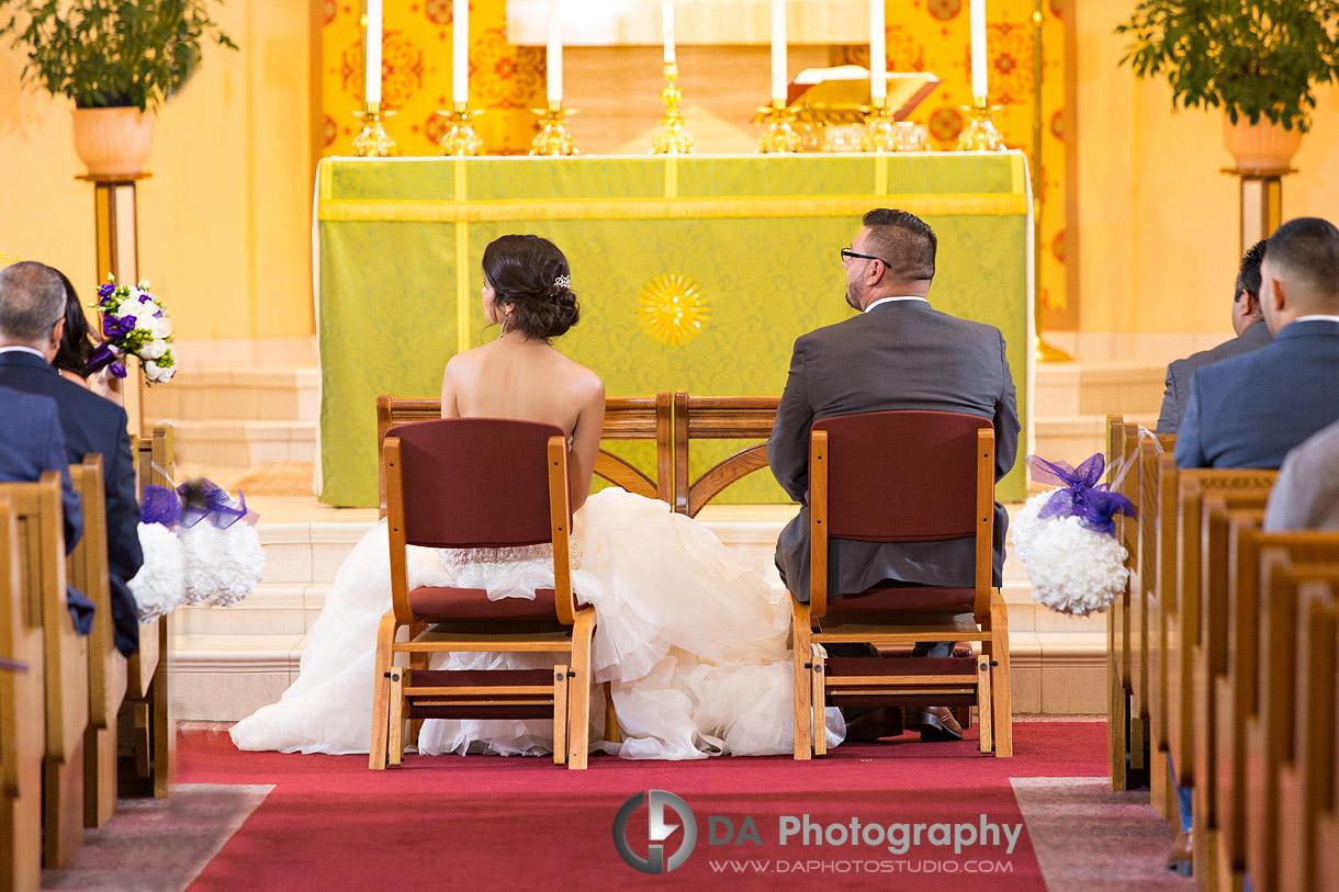 Mississauga Church Weddings