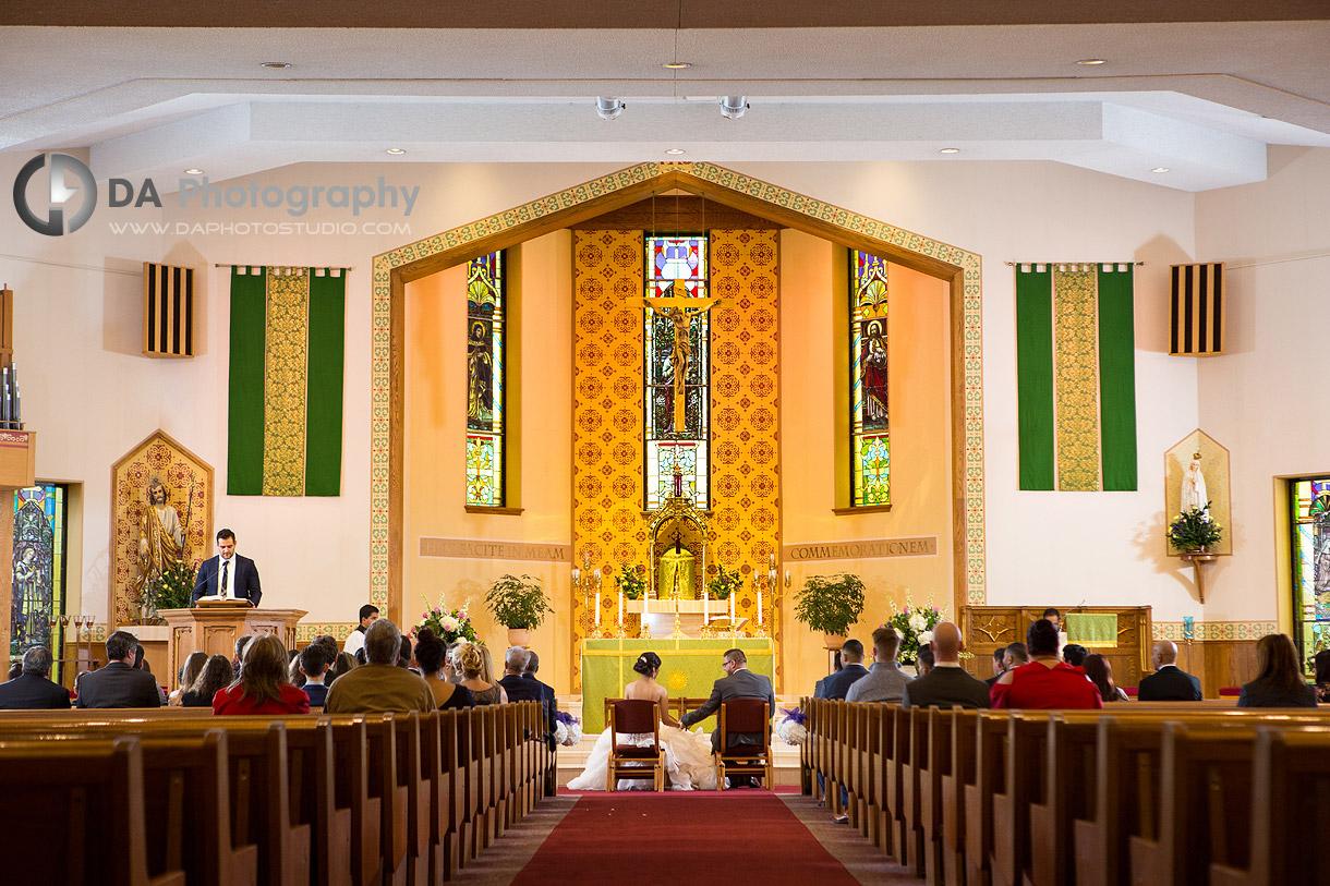 Mississauga Church Wedding Photography