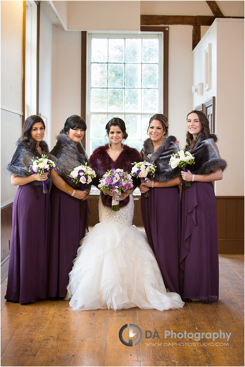 Bridesmaid Dresses at Country Heritage Park