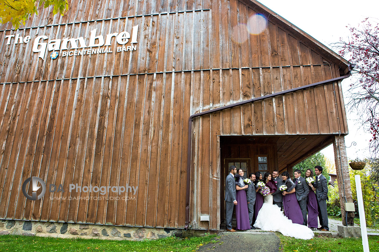 Bridal Party at Country Heritage Park
