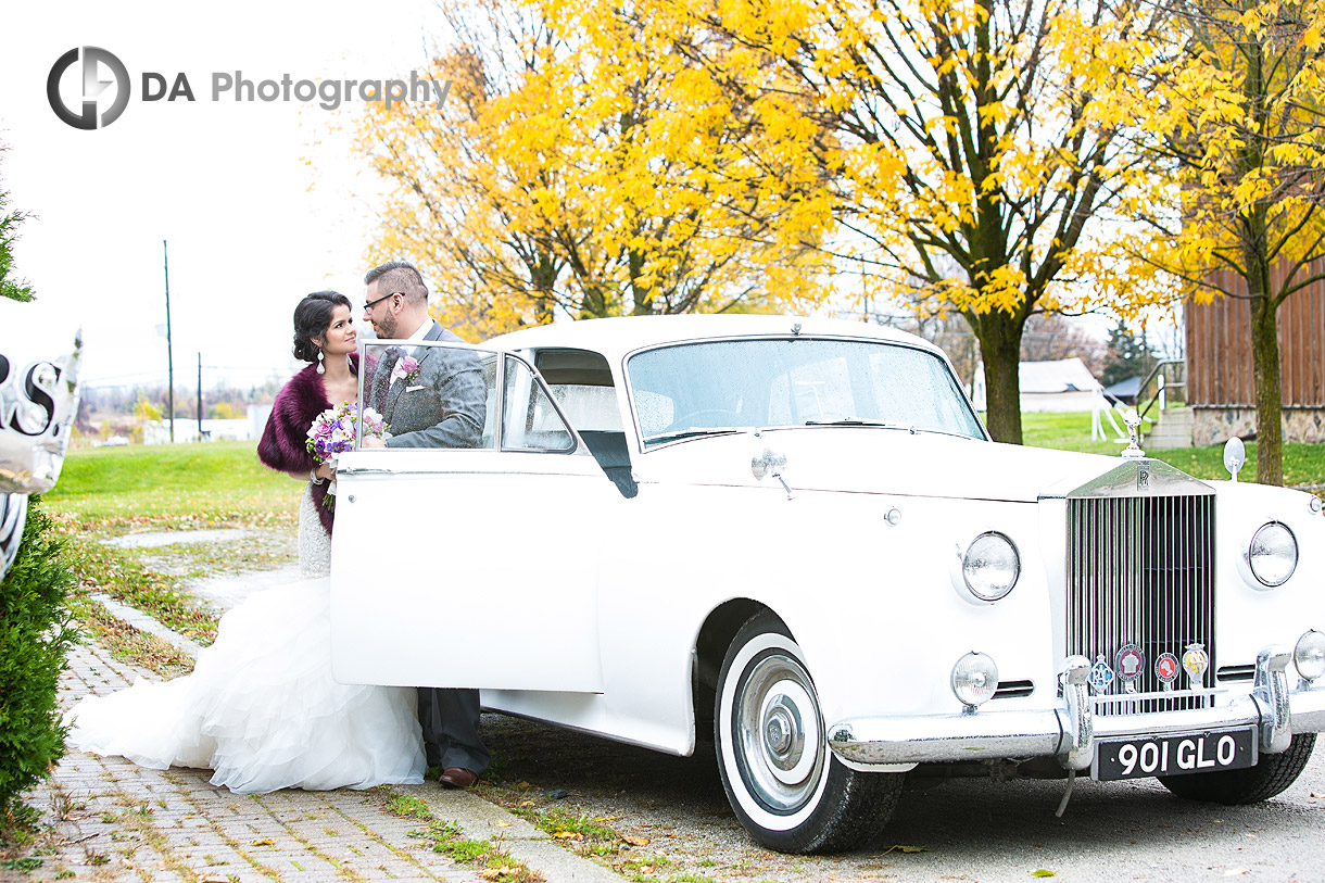 Country Heritage Park Wedding in Milton