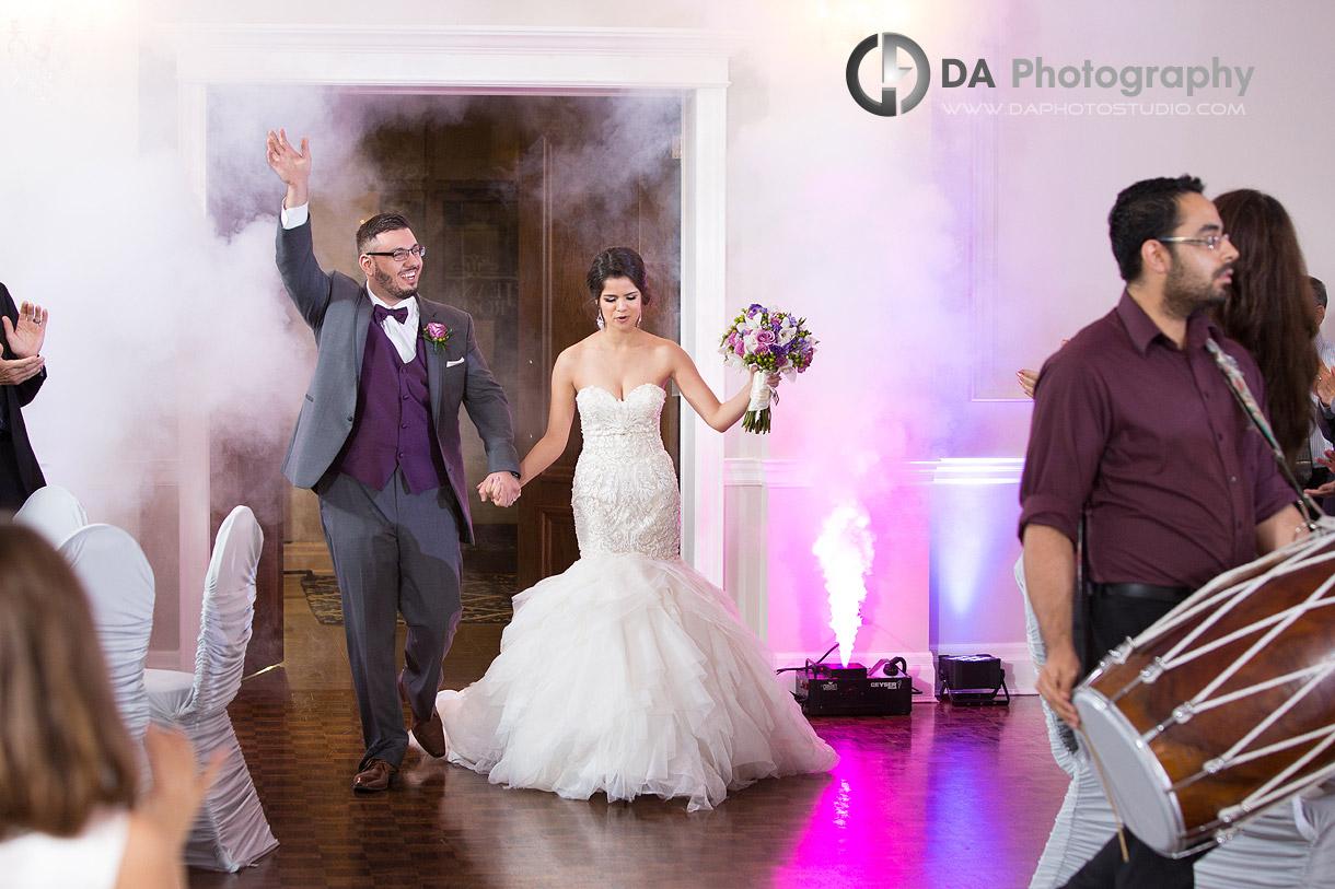La Dome Banquet Halls Weddings in Oakville