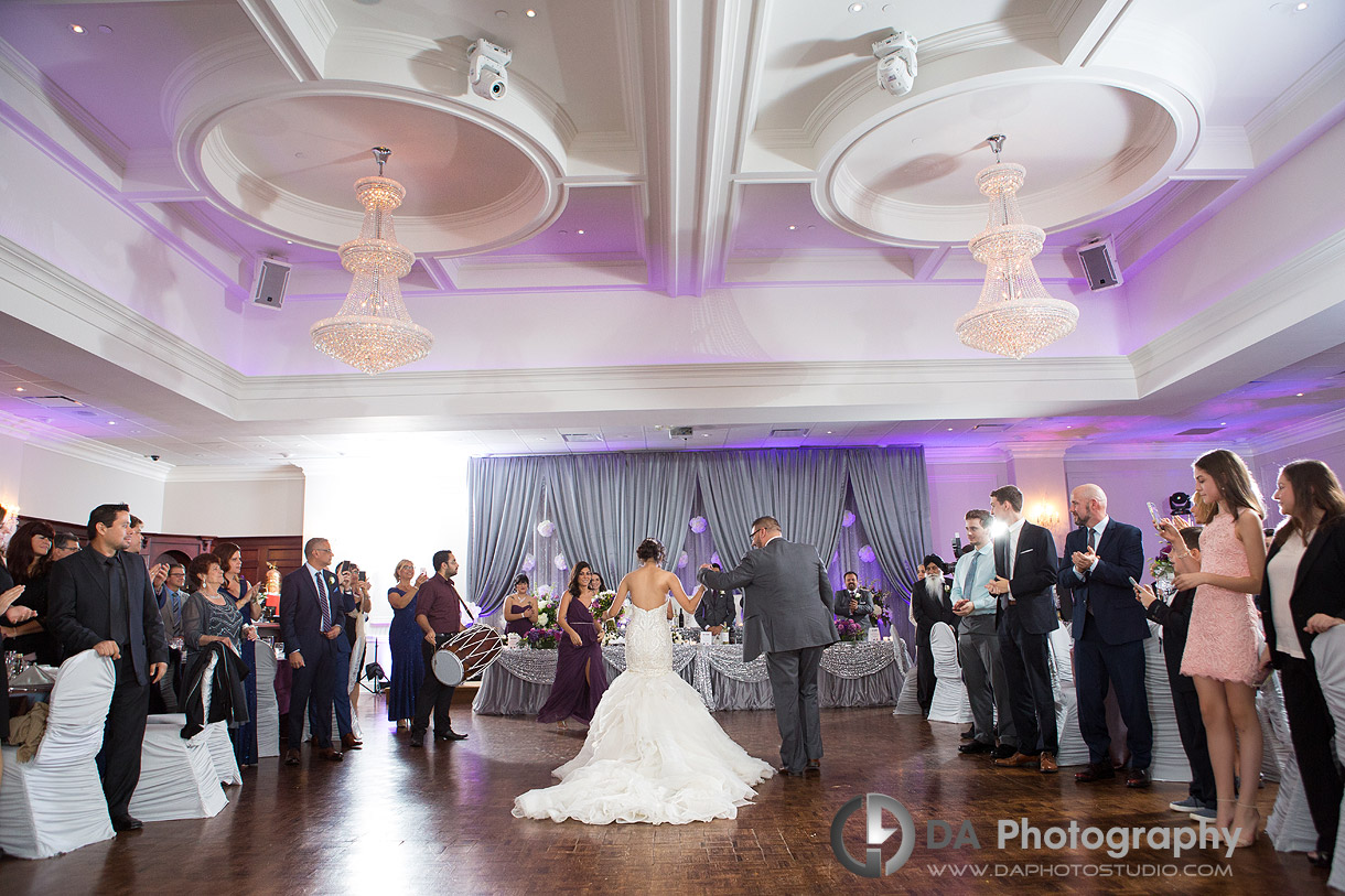 Wedding Photographer for La Dome Banquet Halls