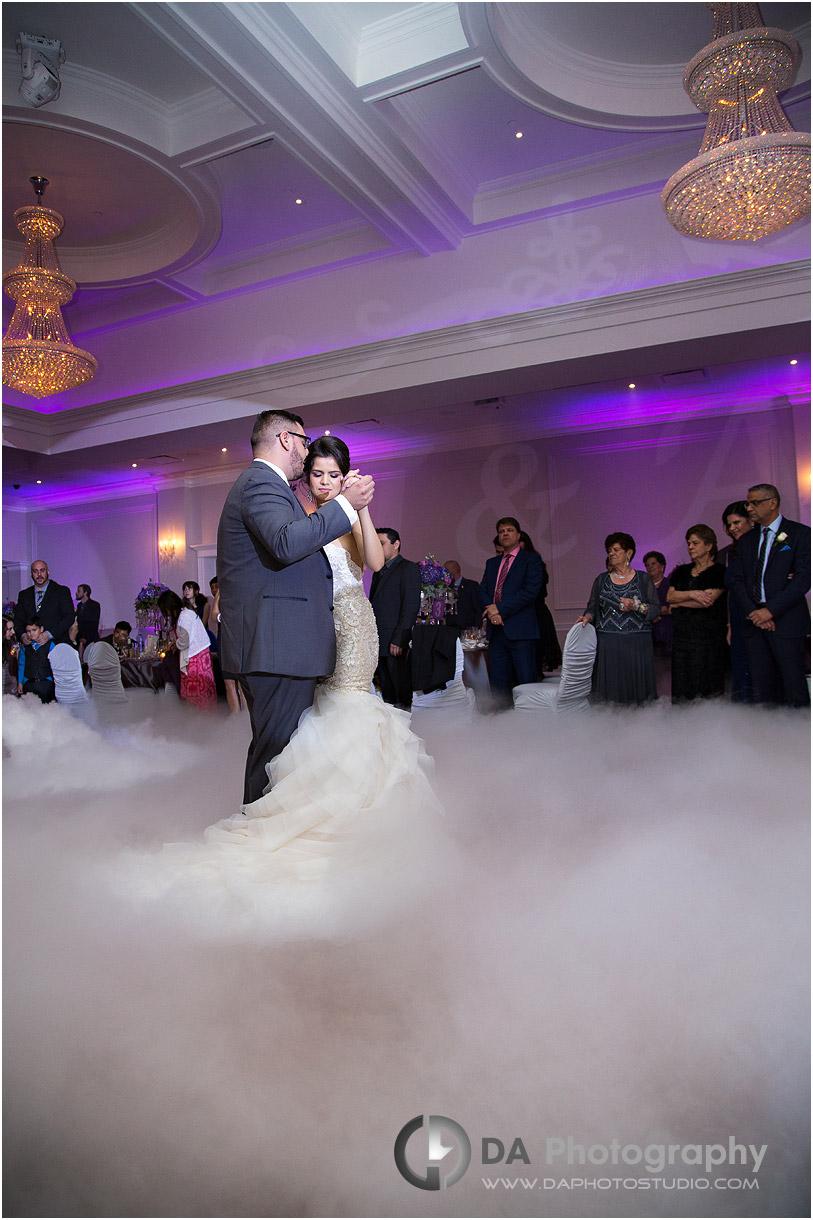 Wedding Photos at La Dome Banquet Halls