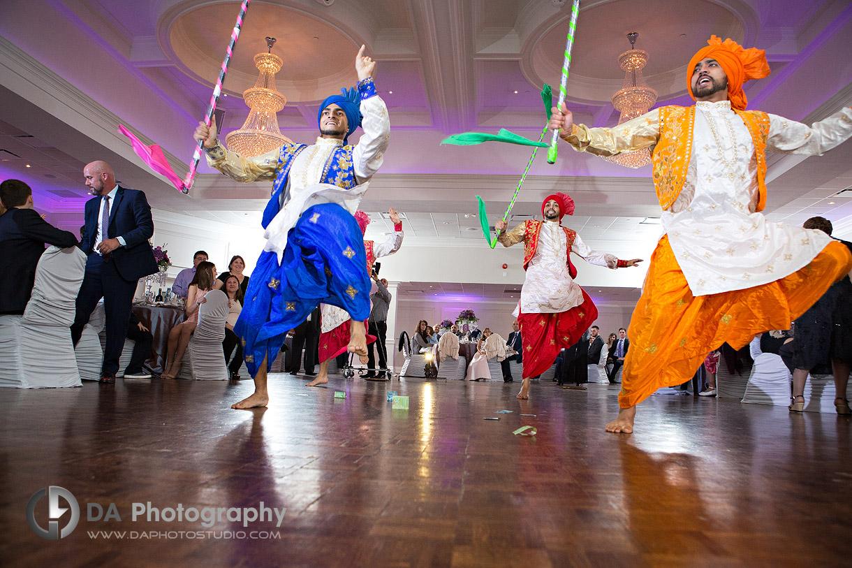 Photographs at La Dome Banquet Halls