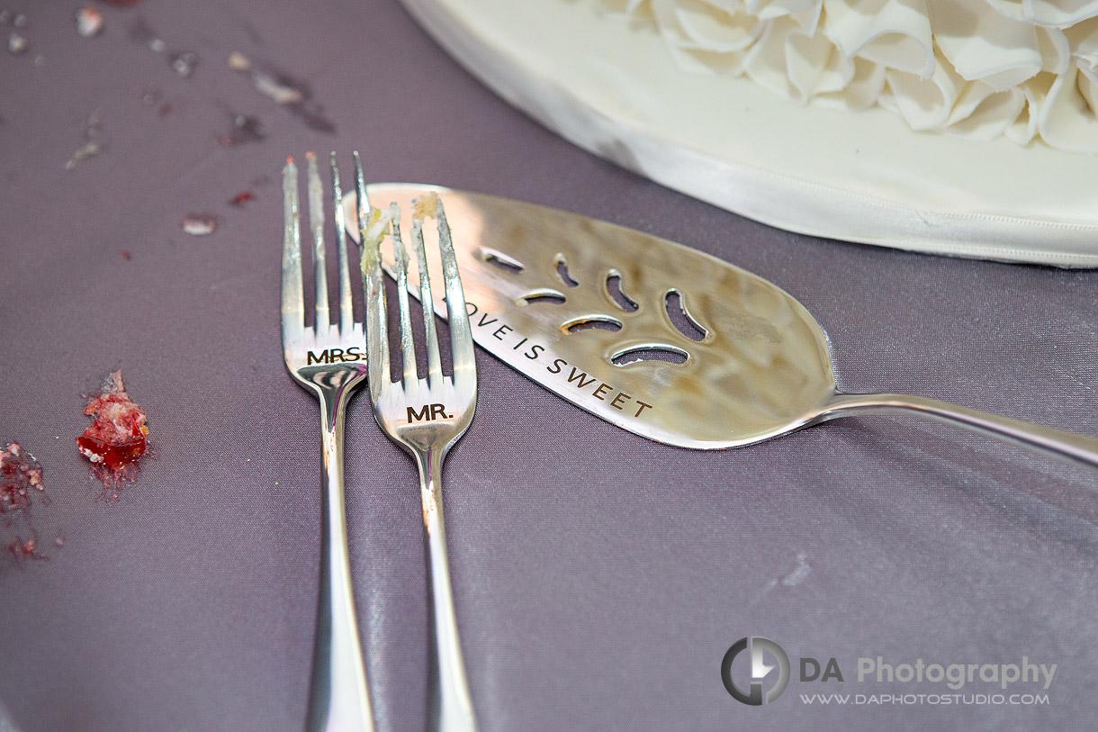 Wedding Reception at La Dome Banquet Halls