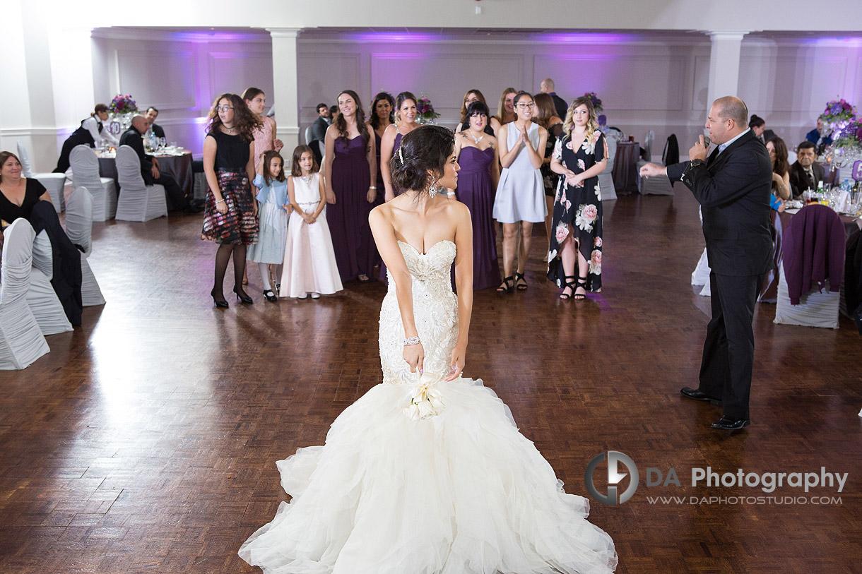 Wedding Receptions at La Dome Banquet Halls