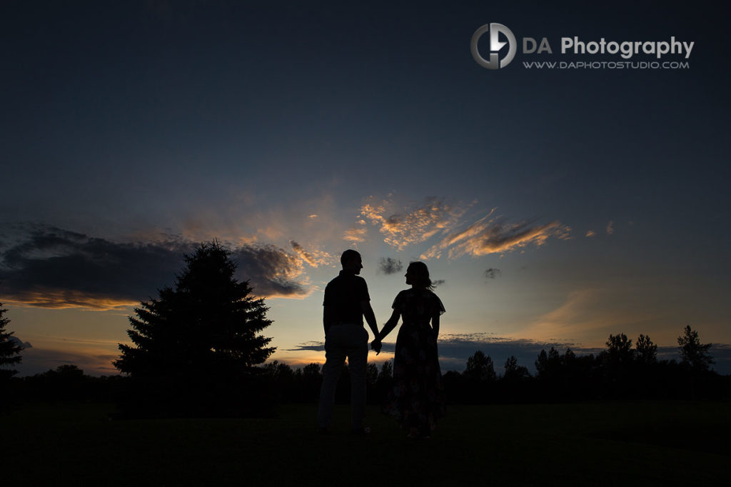 Sunset Engagement Sessions