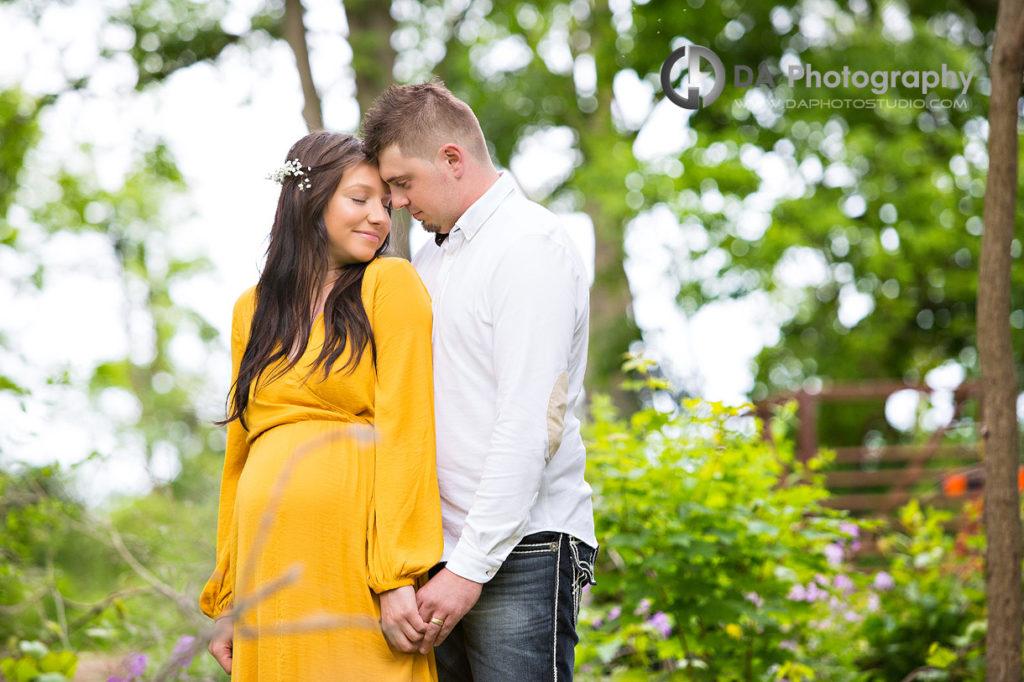 Paletta Lakefront Park maternity photography