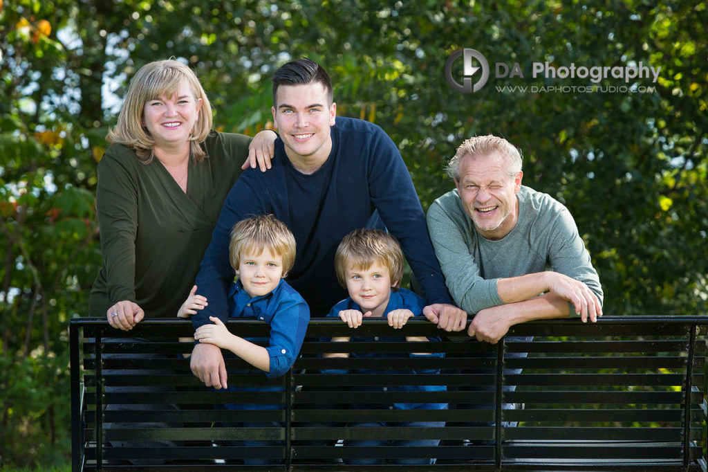 LaSalle Park Family photos